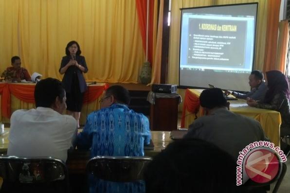 P2TP2A Singkawang Sinergikan Pelayanan untuk Perempuan dan Anak