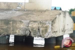 Jembatan Kapuas I Tidak Ditutup Total