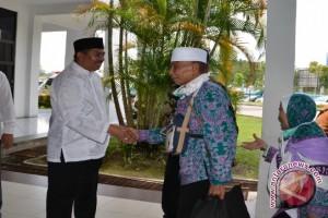 Kloter Haji Terakhir Asal Kalbar Sudah Pulang dari Batam