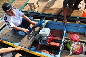 Sambas dan Bengkayang Segera Adopsi Konverter Kit  Perahu