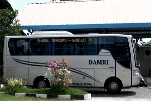 Tarif Damri tujuan supadio diumumkan