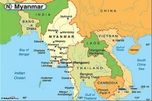 Sekjen PBB Prihatin dengan Situasi di Rakhine, Myanmar