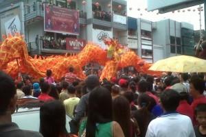 """""""Naga Langit"""" Siap Meriahkan Perayaan CGM  Di Pontianak"""