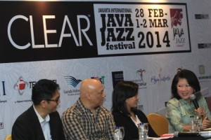 JJF Perhelatan Musik Jazz Terbesar Dunia