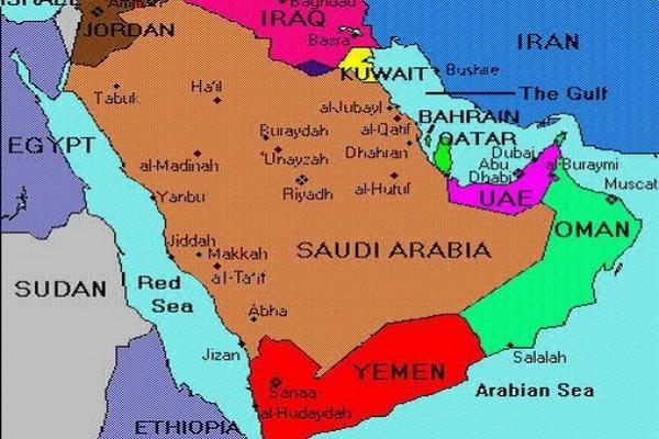 Hasil gambar untuk peta qatar
