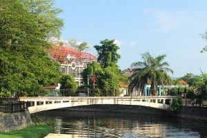 Forum LLAJ Singkawang Rekayasa Jalan Simpang Kalimantan