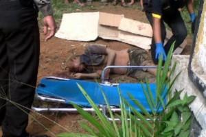 Mayat Muhamad Fajri Ditemukan di Pinggir Kali