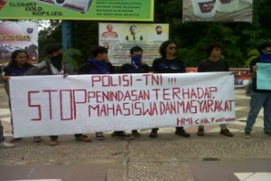 BEM-Untan: Mahasiswa Jangan Terprovokasi Isu Sara