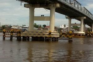 Anggota DPRD Sambut Pembangunan Jembatan Paralel Landak