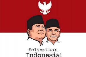 Pendukung Prabowo-Hatta Datangi KPU Kalbar
