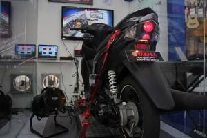 Yamaha Uji Ketahanan Mesin GT125