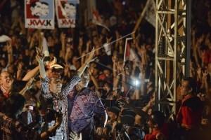 Tetua Adat Dayak Dukung Jokowi