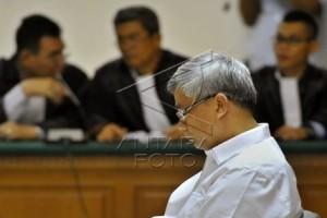 Pengadilan Tinggi Perkuat Vonis Akil Mochtar