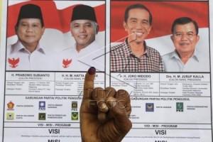 Partisipasi Pemilih Pilpres di Pontianak 73 Persen