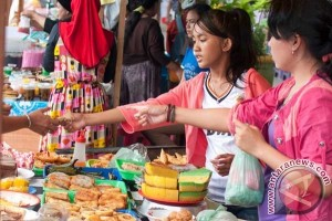 Pasar juadah sambut Ramadhan
