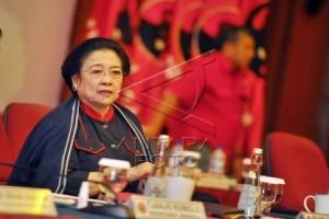 Megawati: Enggan Disebut Petugas Partai, Silakan Keluar