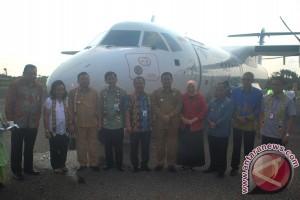 Dua Gubernur Sambut Gembira Rute Baru Garuda
