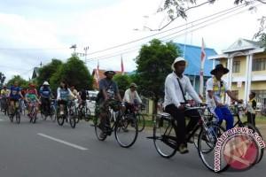 """International Bike Camping"" Kenalkan Obyek Wisata Kalbar"