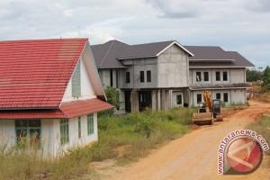 Pembangunan Rumah Sakit Rujukan Sintang Terbengkalai