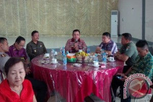 Forkompimda Sekadau Gelar Coffee Morning