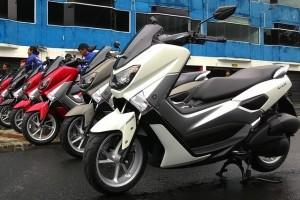 Yamaha Luncurkan Motor Metik Sport NMAX