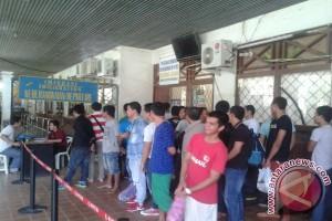 Malaysia Kembali Deportasi TKI Melalui Entikong