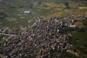 Korban Gempa EQuador Meningkat Jadi 646 Orang