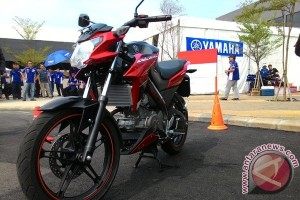 Yamaha Hadirkan New V-ixion Advance yang powerful