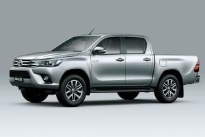 Model Toyota Hilux Pickup Generasi Terbaru