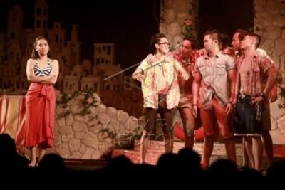 Pementasan Teater Musikal Mamma Mia