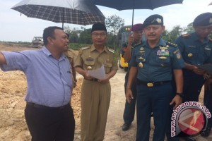 TNI AL Bangun Pangkalan di Paloh