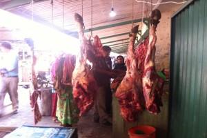 Harga Daging Sapi di Putussibau Capai Rp160 Ribu/Kg
