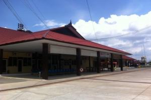 Bandara Ketapang Masih Lengang Jelang Imlek