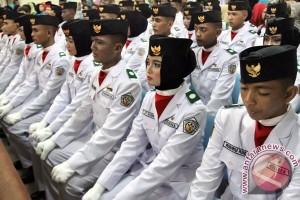 Siswa Singkawang Lolos Seleksi Paskibraka Tingkat Nasional