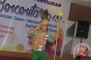 Lomba Bercerita Tingkat SD/MI se-Kabupaten Sekadau