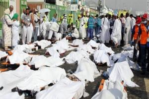 Delapan Jemaah  Haji Meninggal di Padang Arafah