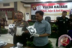 Oknum Polisi Tertangkap Saat Mengkonsumsi Sabu