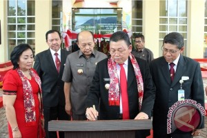 Bank Kalbar Miliki Gedung Baru di Bengkayang