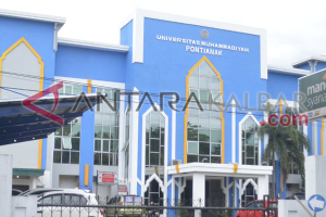 145 Mahasiswa Fikes Muhammadiyah Pontianak Ikuti Yudisium