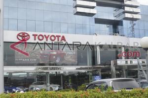 Toyota Perkuat Jariangan Penjualan di Kalimantan