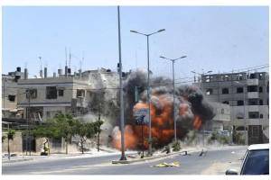 Israel Serang Libanon Selatan