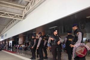 Polda Kalbar Sisir Bandara Antisipasi Masuknya Teroris