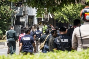 Tiongkok Tetap Minati Indonesia Pasca Pengeboman di Jakarta