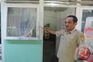 Kantor Disosnakertrans Sanggau Disatroni Maling
