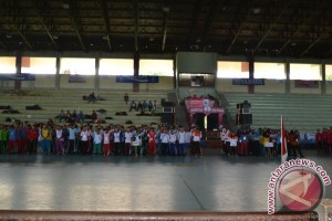 Sutarmidji Buka Justitia Futsal Cup XIV