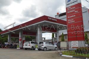 10 Bank Dukung Pembayaran BBM Non Tunai di Kalbar