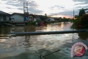 Empat Desa di Sambas Terendam Banjir