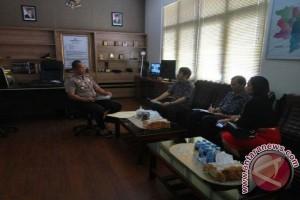 KPU Landak Koordinasi dengan Polres