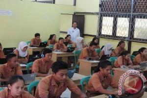 UNBK di Sanggau Sempat Terganggu Padamnya Listrik