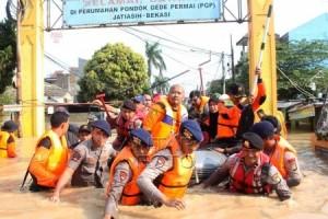 SAR Sintete Siaga 24 Jam Hadapi Banjir